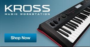 Korg Kross Music Workstation