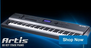 Artis 88 Key Stage Piano