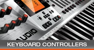 M-Audio Keyboard Controllers