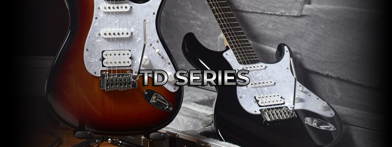 Mitchell TD series electric guitar