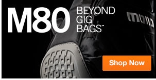 M80 Beyond Gig Bags