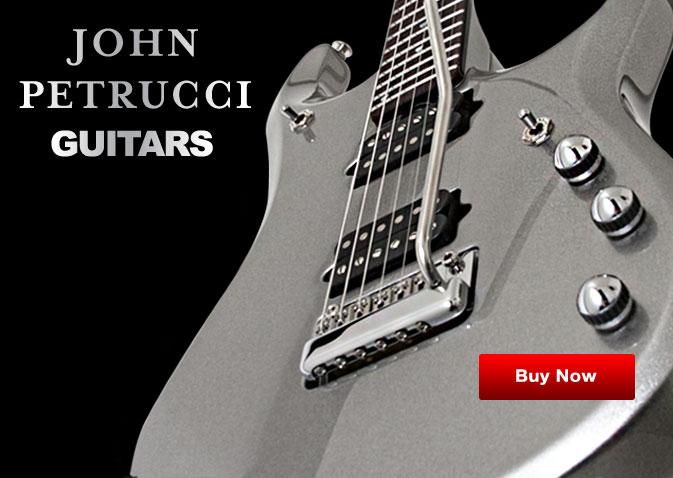 John Petrucci Guitars