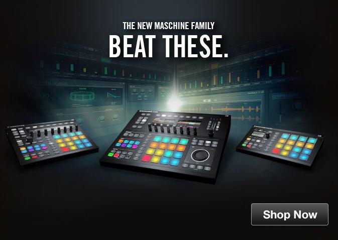 The New Maschine Family