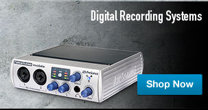 Presonus Digital Recording Systems