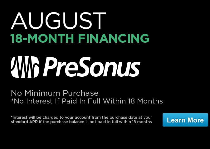 18 Month Financing