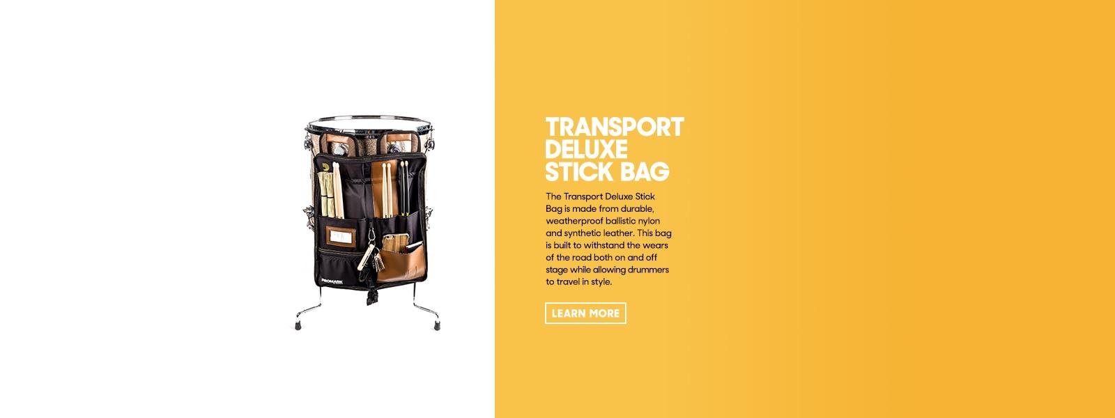 Transport deluxe stick bag