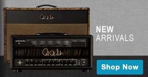 PRS Guitars New Arrivals