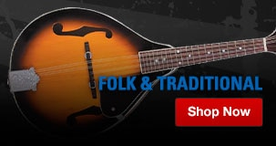 Rogue Folk and Traditional Guitars