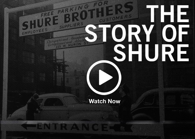 Shure History