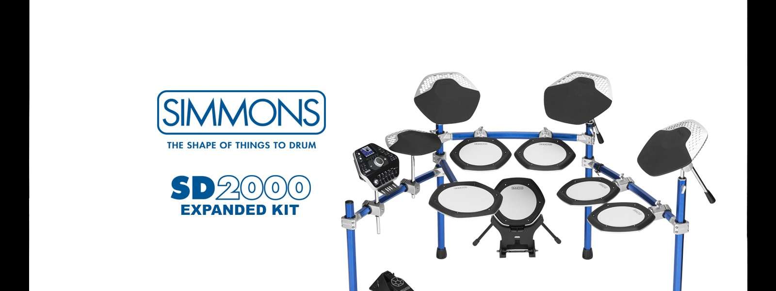 Simmons SD2000 Expanded Drum Kit