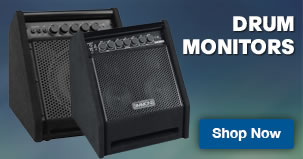 Simmons Drum Monitors
