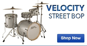 Sound Percussion LabsVelocity Street Bop