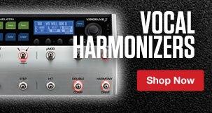 VOCAL HARMONIZERS