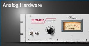 Universal Audio Analog Hardware