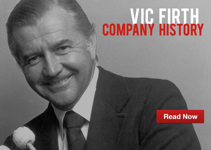Vic Firth Company History