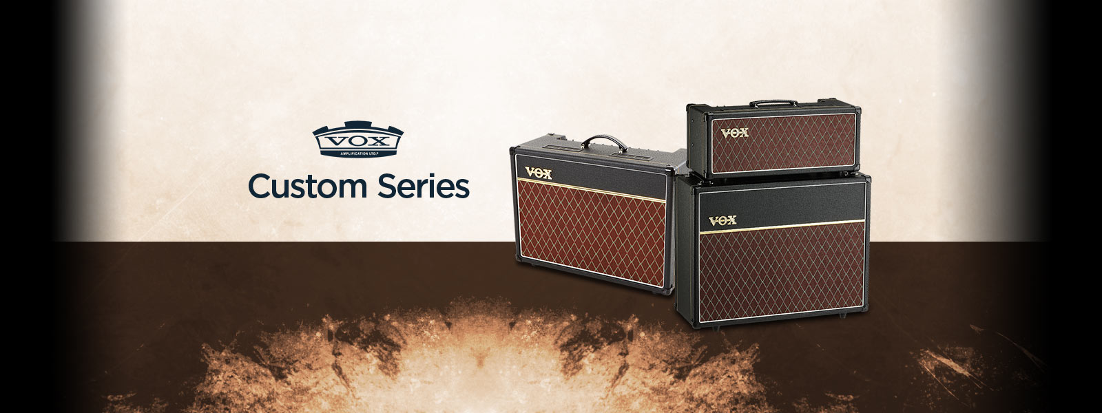 VOX Custom Series  Amplifiers