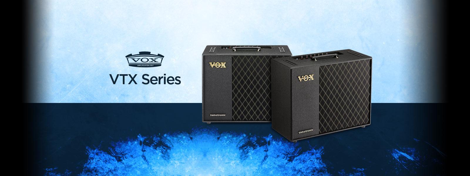 VOX VTX Series Amplifiers