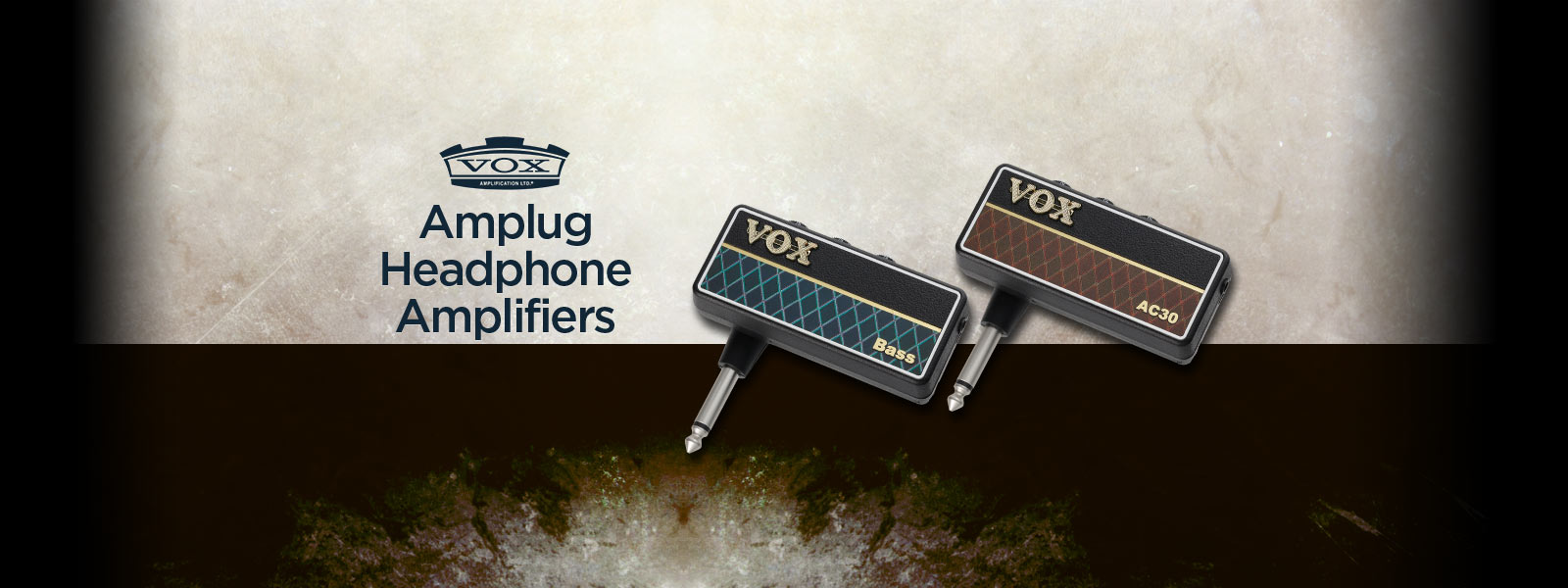 VOX Amplug Headphone Series Amplifiers