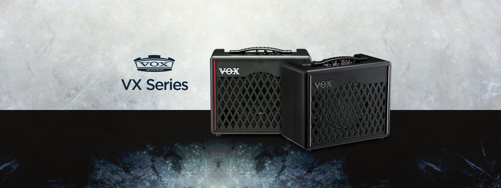 VOX V X Series Amplifiers