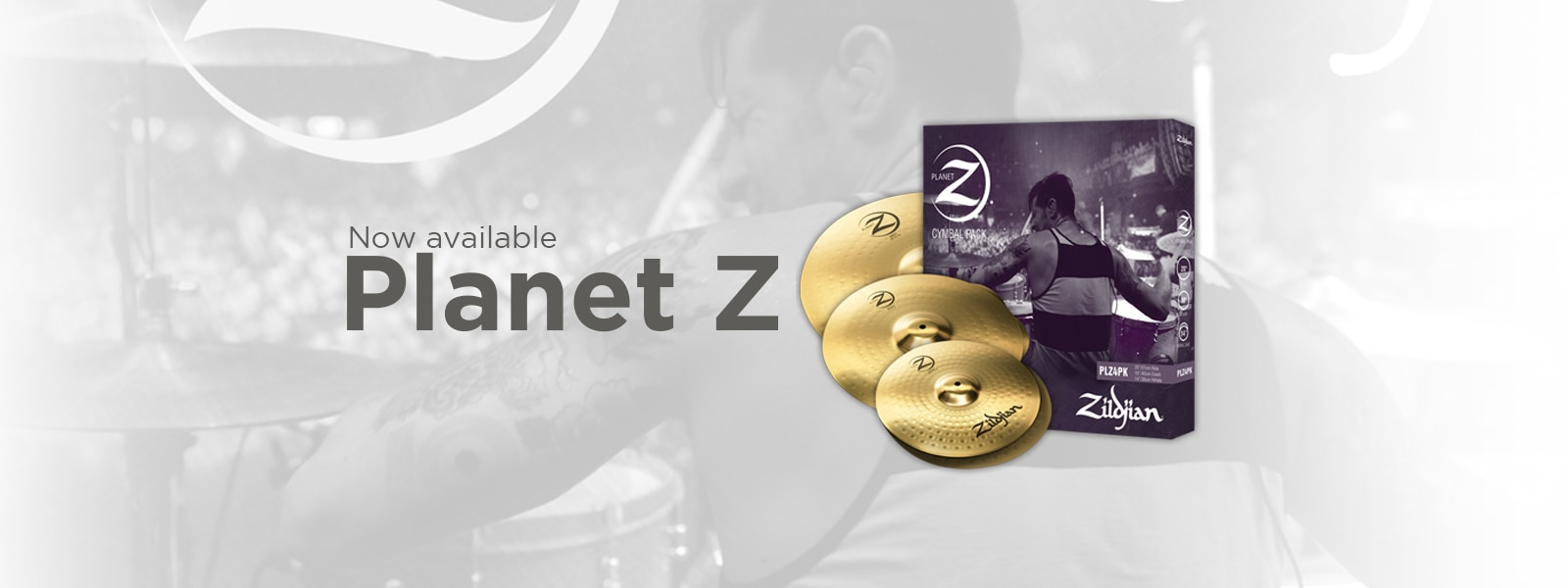 Zildjian Planet Z Series