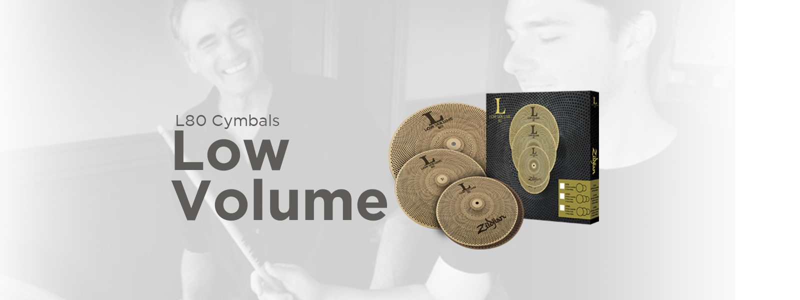 Zildjian low volume