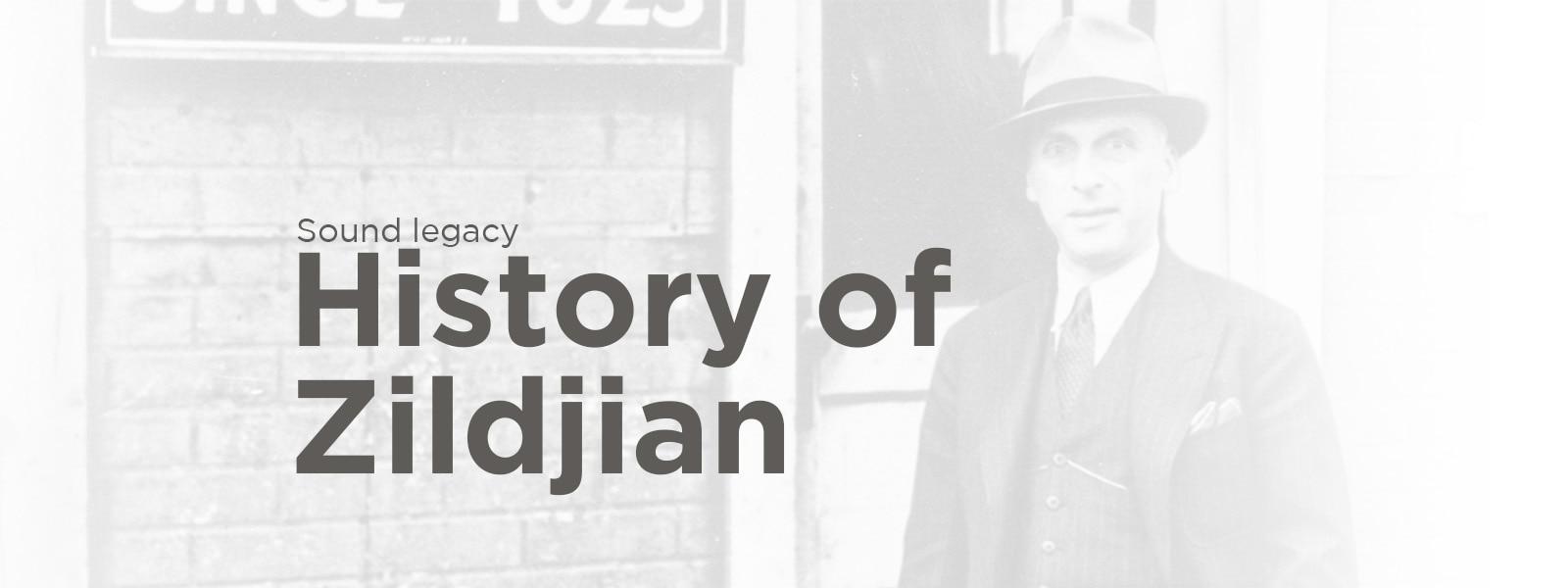 Zildjian History