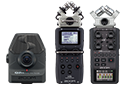 Zoom Audio and Video Recorders