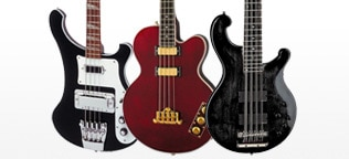 Shop Electric Basses