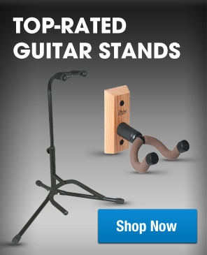 Top Rated Guitar Stands