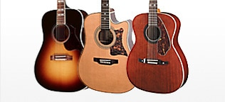 Shop Acoustic-Electric Guitars