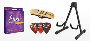 Shop Acoustic Guitar Accessories