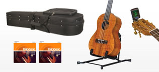 Shop Related Ukulele Accessories