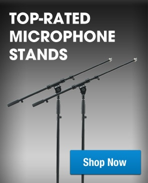 Top Rated Microphone Stands