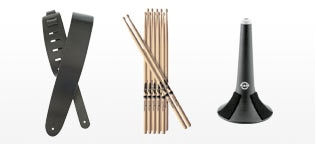 Shop Accessories by Instrument Type
