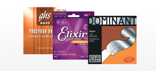 Shop Instrument Strings