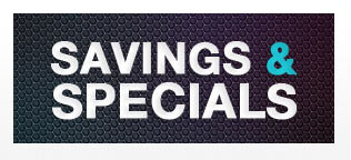Shop Strings Saving and Specials
