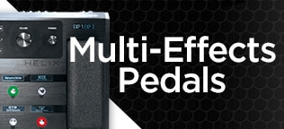 Shop Multi Effects Pedals