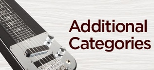 Shop Folk & Traditional Stringed Instruments Additional Categories