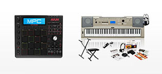 Shop Additional Keyboards & MIDI Categories