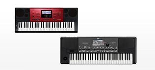Shop Portable & Arranger Keyboards