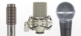 Shop Microphones