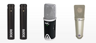 Shop Popular Microphone Categories