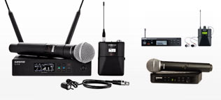 Shop Wireless Systems