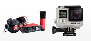 Shop Additional Recording Gear Categories