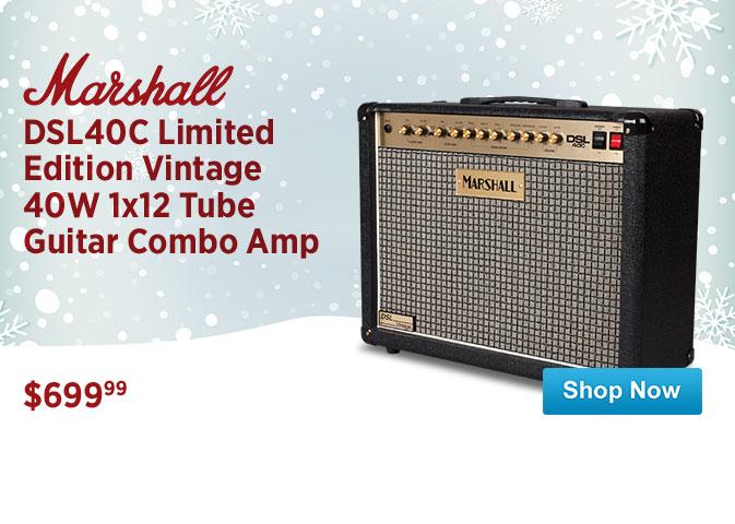 Marshall DS140C Combo Amp
