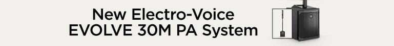 New Electro-Voice Evolve 30M