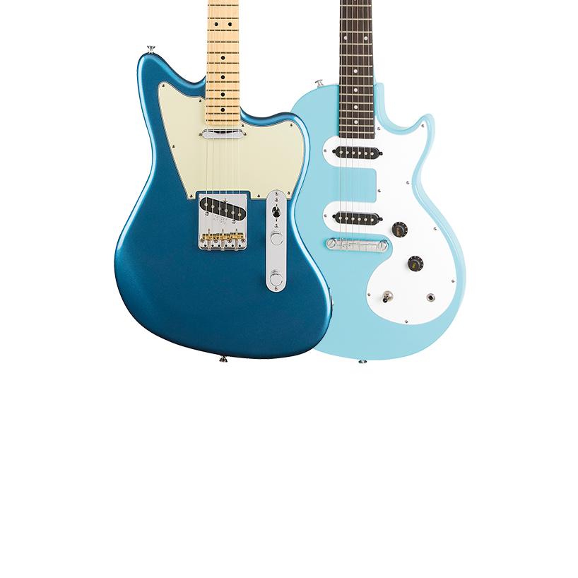 New Electric Guitars