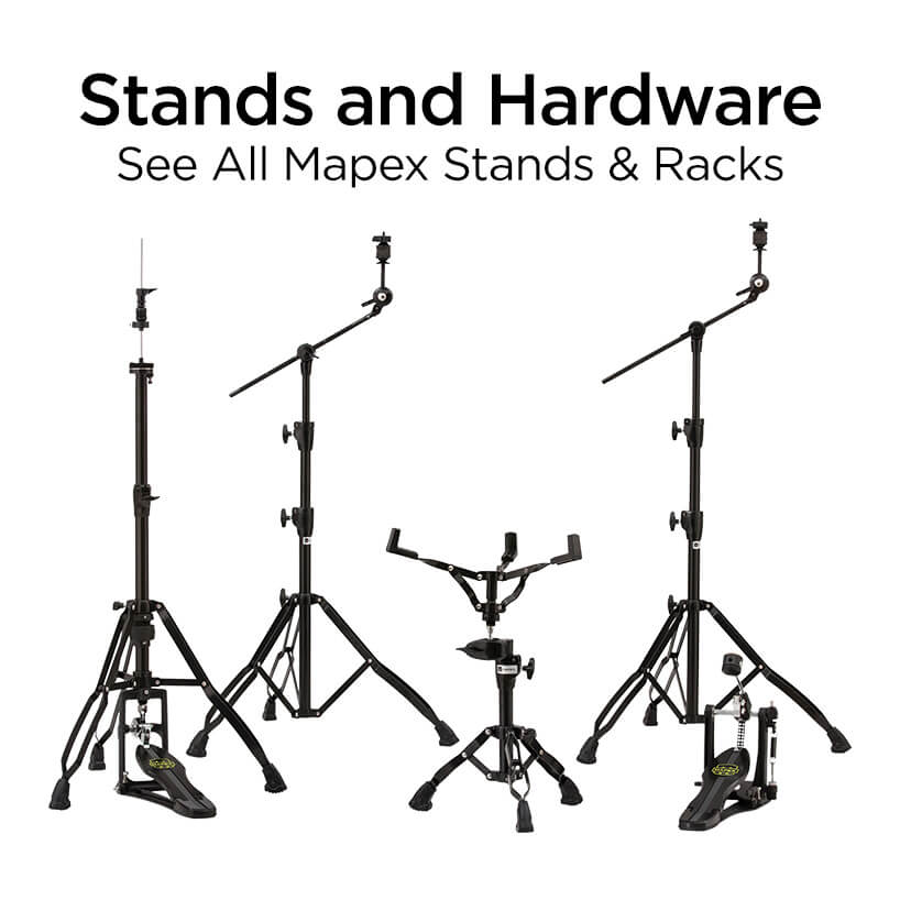 stands and hardware see all mapex stands and racks
