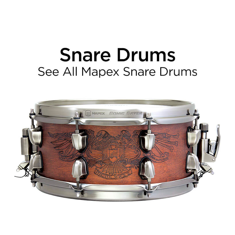 snare drums see all mapex snare drums