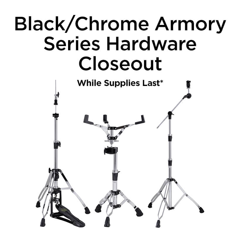 black chrome armory series hardware closeout while supplies last